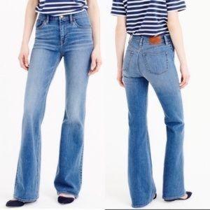J.Crew Ashbury Flare Jeans